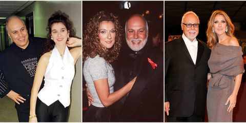 A Beautiful Love: Celine Dion and René Angélil Through the Years