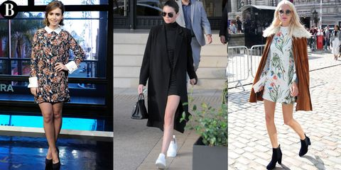 It-Girl Street Style: Dresses for Every Occasion