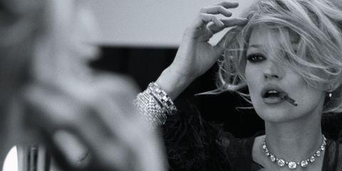 Lip, Hairstyle, Eyebrow, Wrist, Eyelash, Fashion accessory, Jewellery, Style, Beauty, Fashion,