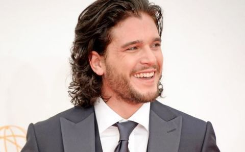 """<p>Like Jon Snow, his <em>Game of Thrones</em> character, he has noble blood. His great-grandfather was a baronet, and his great-great-great-great grandfather was Lord Chamberlain.</p><p><strong>NATURAL HABITAT </strong>In the nude. """"After the first 30 seconds everyone's seen everything.""""</p><p><strong>CAVEAT </strong><span class=""""redactor-invisible-space"""">He's partly to blame for the man bun.</span></p>"""