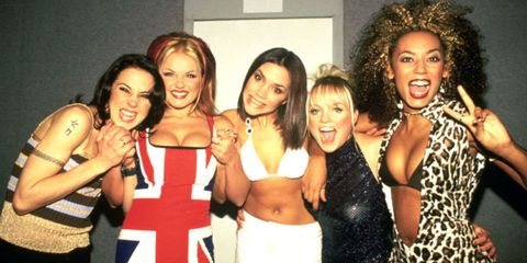 "Victoria Beckham ""Never Felt Comfortable"" As a Spice Girl"