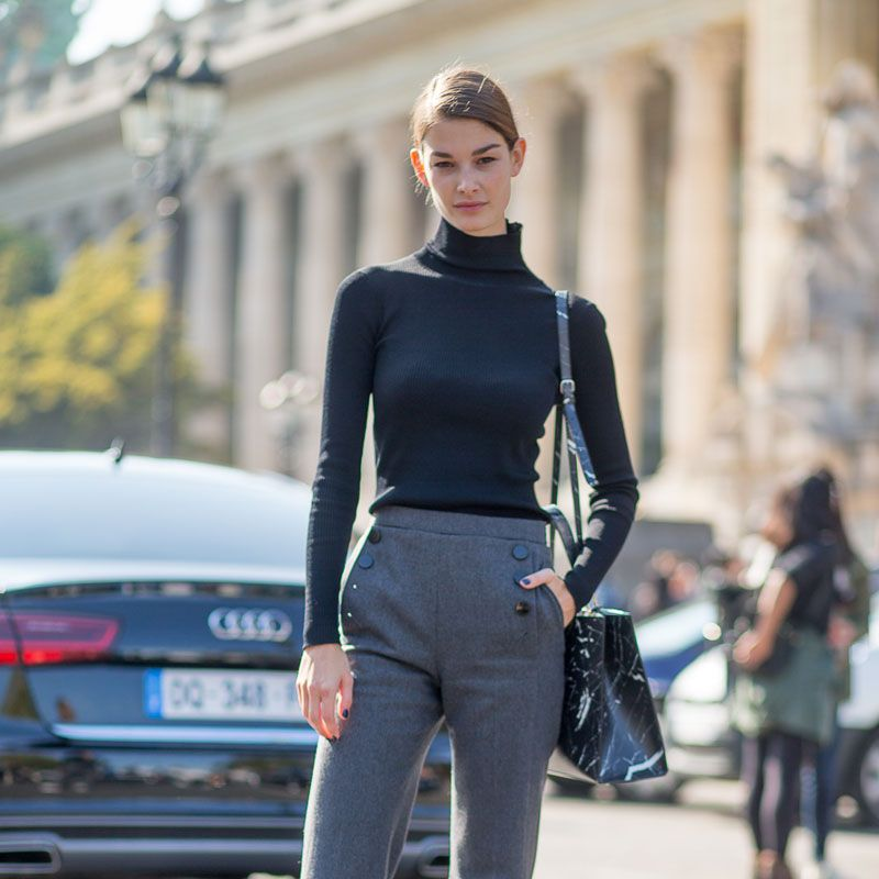 <p>When it comes to Parisian dressing, the simpler the better. Keep accessories to a minimum and don't overload your ensemble with too many pieces. Part of the appeal of French style is that it looks so effortless.</p>