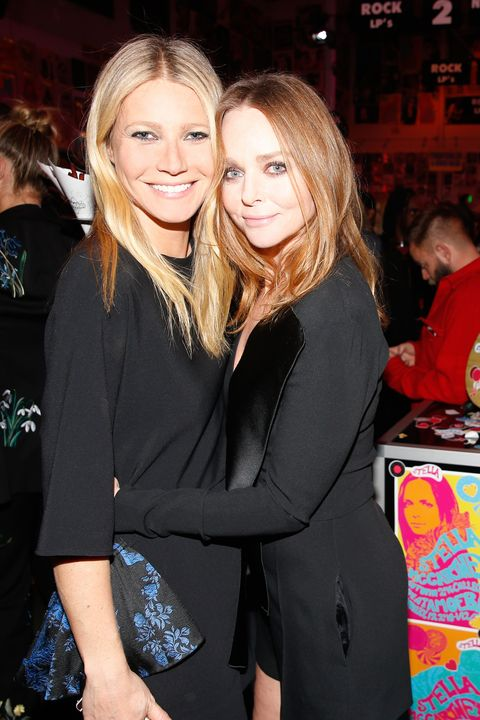 Stella McCartney, Gwyneth Paltrow