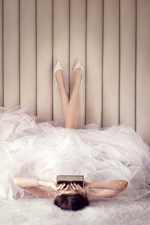 0c67f7720019 Jimmy Choo Unveils New Bridal Campaign - Get a Sneak Peek at Jimmy ...