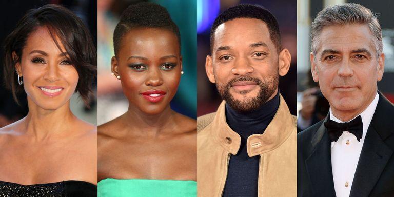 Hollywood Responds to #OscarsSoWhite