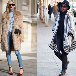 afa4f6f5a5 50 Turtleneck Outfits for a Chic Winter Look - How To Wear A ...