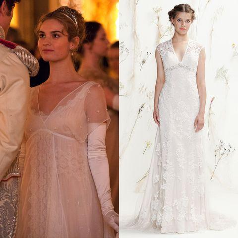 Clothing, Ear, Sleeve, Shoulder, Textile, Dress, Photograph, Hair accessory, Formal wear, Wedding dress,