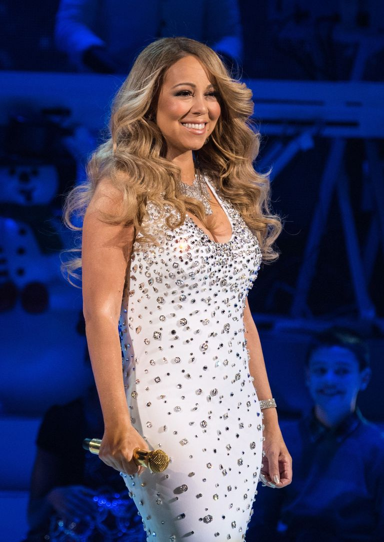 getty its been one week since mariah carey confirmed her engagement - Mariah Carey Wedding Ring