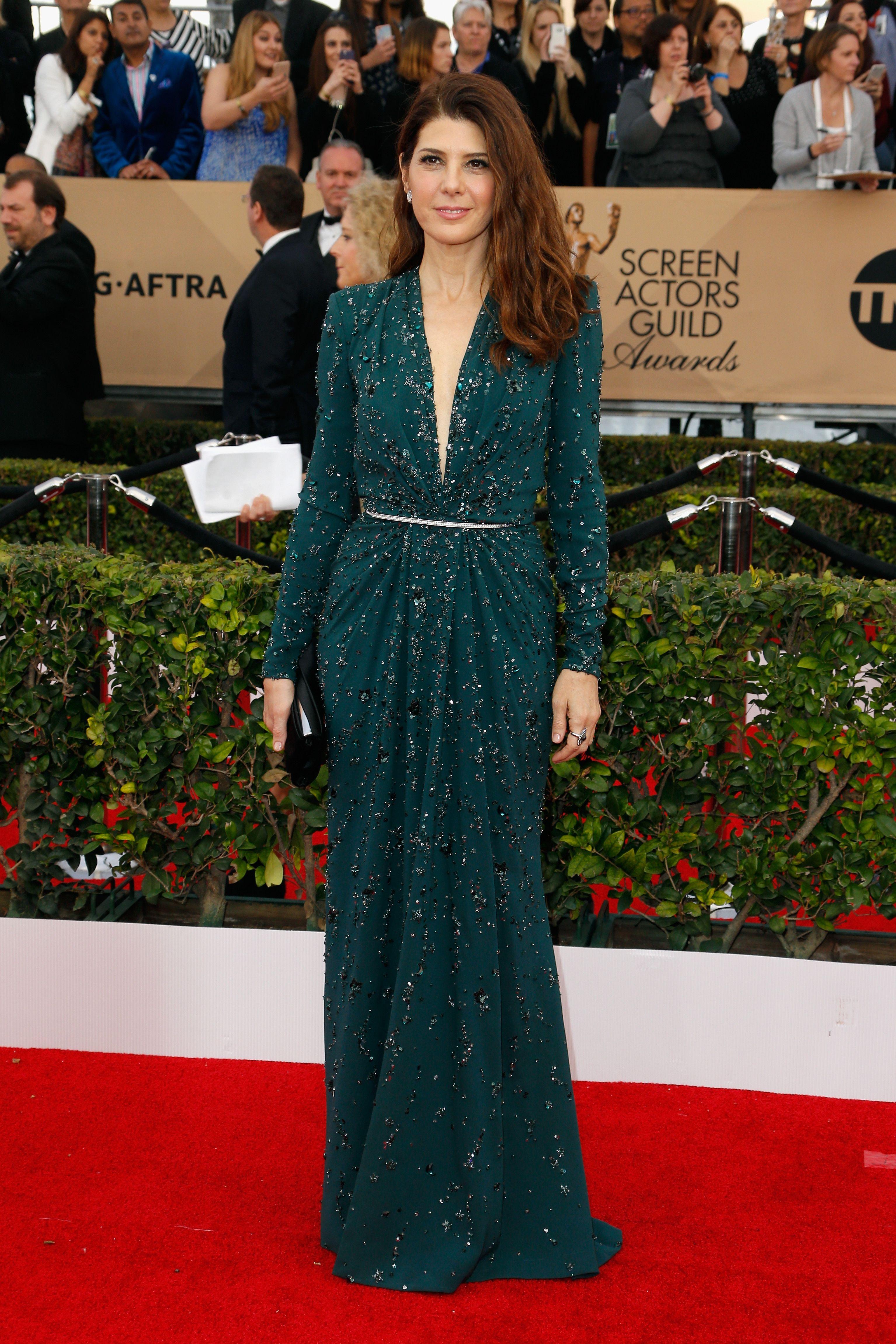 Sag Awards Red Carpet Fashion 2017 Screen Actors Guild Photos