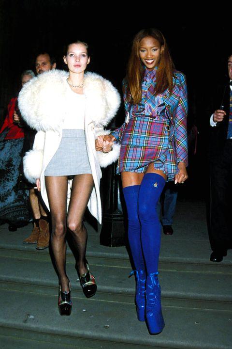 Clothing, Tights, Fashion, Leg, Footwear, Fashion design, Thigh, Fun, Event, Fashion model,