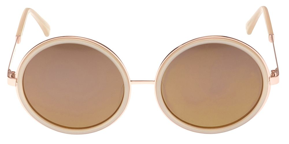 "<p><em>Samantha Wills sunglasses, $250, <a href=""http://www.samanthawills.com/shop/eyewear/drew-rose-gold-46465.html"" target=""_blank"">samanthawills.com</a>. </em></p>"