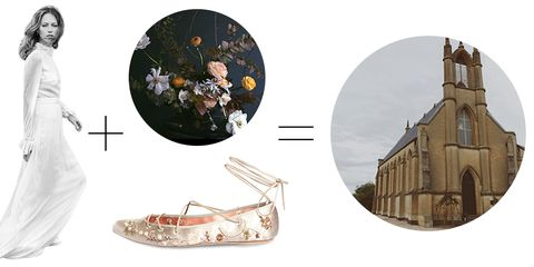 Arch, Beige, Medieval architecture, Musical instrument accessory, Sandal,