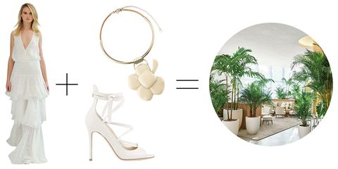 High heels, Sandal, Beige, Bridal shoe, Circle, Arch, Basic pump, Palm tree, Flowerpot, Dancing shoe,