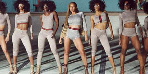 "<p>On February 6,  Beyoncé dropped her first single from her secret (at the time) album <em data-redactor-tag=""em"" data-verified=""redactor"">Lemonade</em>. The video makes a political statement about Black Lives Matter and black women standing together, but also features clever lyrics about being a Southern woman and always keeping hot sauce in your bag. The single was such a smash hit it even gave <a href=""http://fortune.com/2016/02/12/beyonce-red-lobster/"" data-tracking-id=""recirc-text-link"" data-external=""true"">sales</a> a boost for <a href=""https://twitter.com/redlobster/status/696437834312458240?ref_src=twsrc%5Etfw"" data-external=""true"">Red Lobster</a>.   </p>"