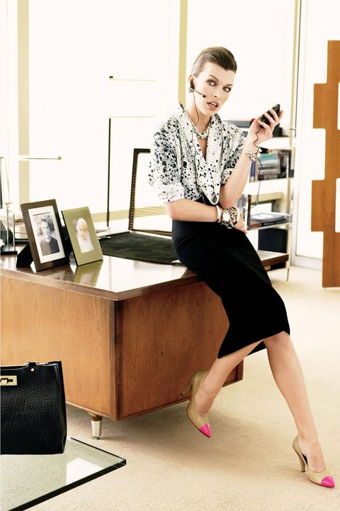 <p>If your boss is never wearing jeans and sneakers, you might want to rethink your routinely casual look. </p>
