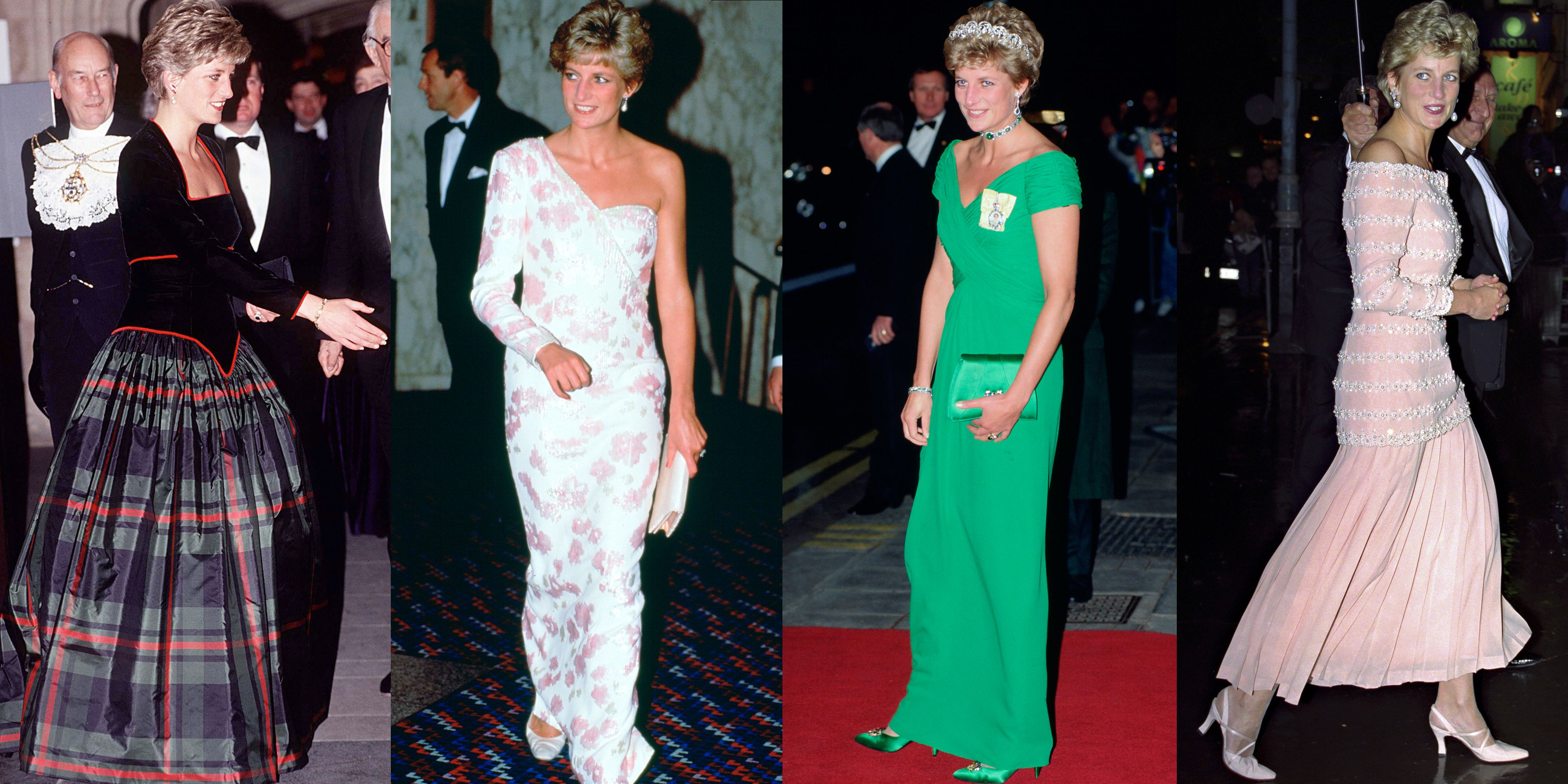 New Kensington Palace Fashion Exhibit Features Pieces From Princess Diana S Closet Kensington Palace Fashion Rules