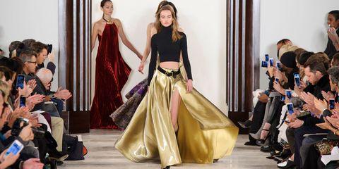 Formal wear, Style, Fashion model, Fashion, Waist, Youth, Gown, Costume design, Abdomen, Fashion design,