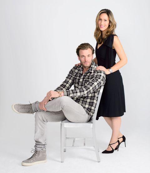 0a5315ba9d59 What It's Like to Be Married to Model Brad Kroenig - Nicole Kroenig ...