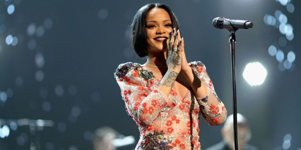 This Is What Rihanna's Grammy Performance Would Have Been Like