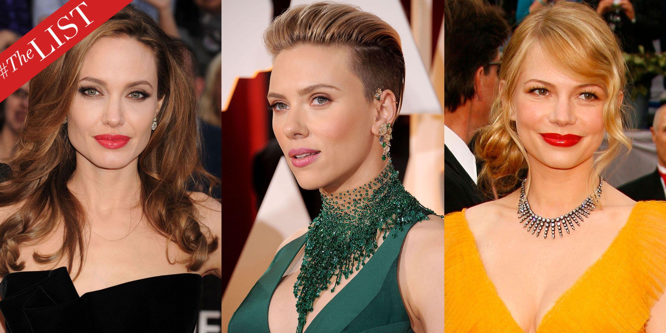 Oscar beauty winners
