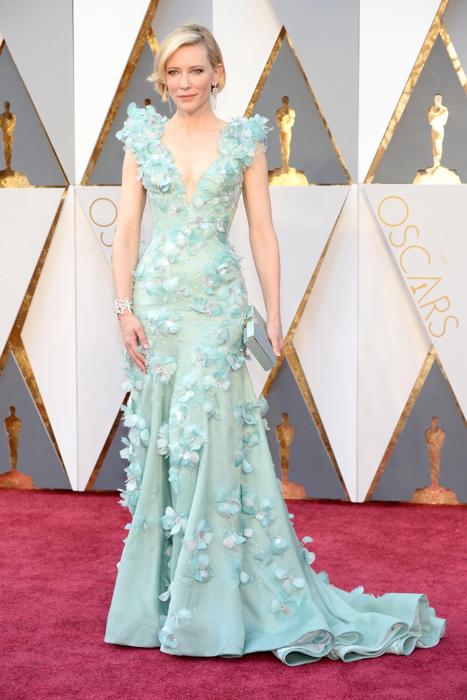 Best Dressed Oscars 2016