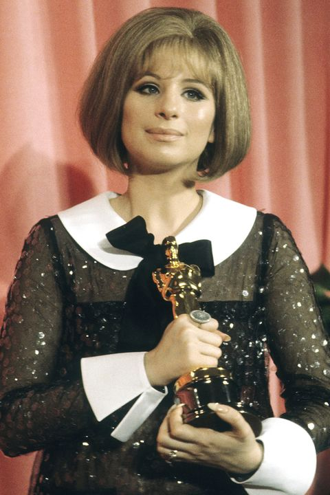 <p>Barbra Streisand in 1969</p>
