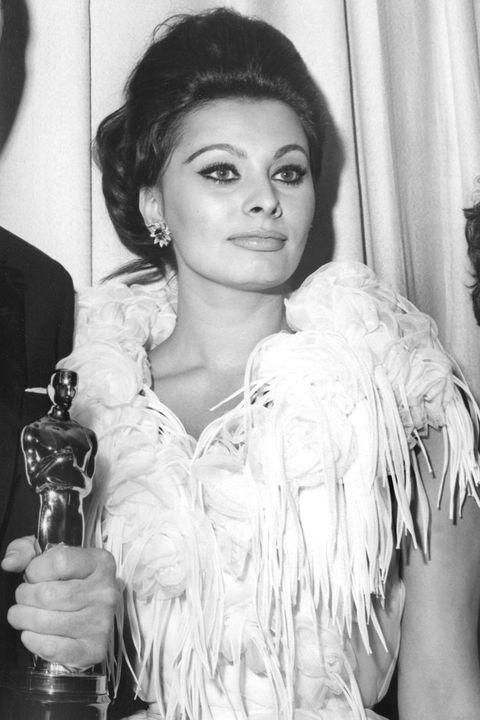 <p>Sophia Loren in 1963</p>
