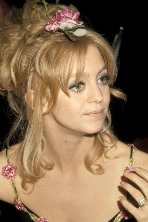 <p>Goldie Hawn in 1973</p>