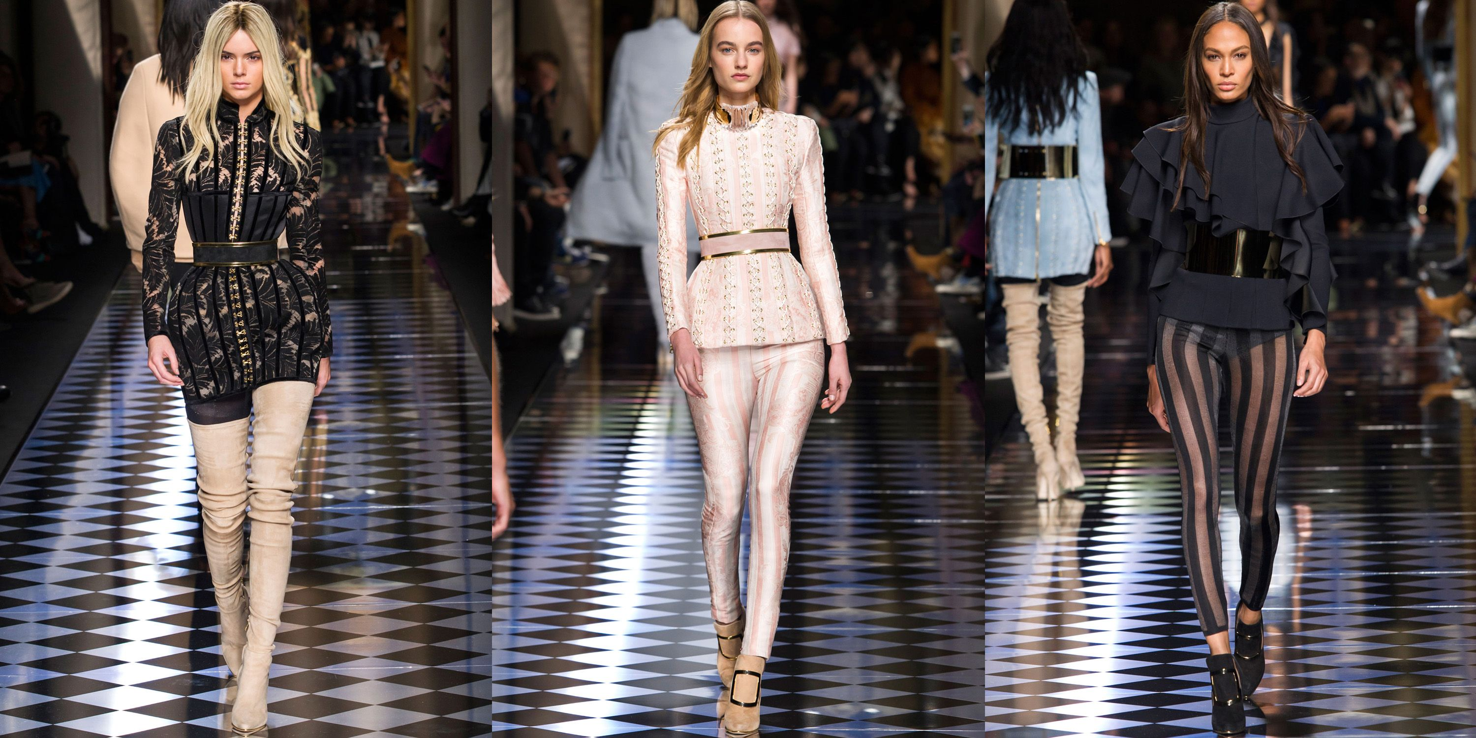 Valentinos Parent Company Officially Purchases Balmain