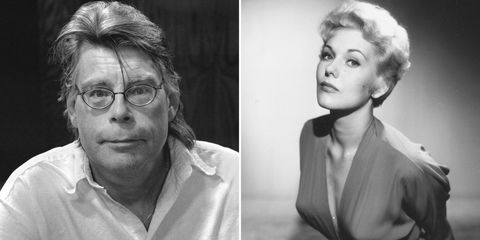 Stephen King Declares His Love for Kim Novak