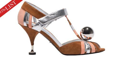 Footwear, Product, Brown, High heels, Sandal, Tan, Fashion, Liver, Beige, Basic pump,