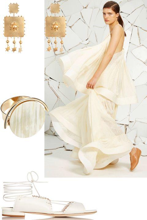 Formal wear, Gown, Fashion, Fashion model, Model, One-piece garment, Wedding dress, Haute couture, Bridal clothing, Waist,