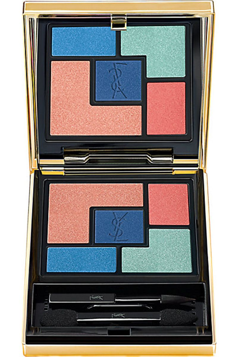 "<p><em>YSL Summer Collector Palette, $60, <a href=""http://www.barneys.com/yves-saint-laurent-beauty-summer-2014-collector-palette-503451957.html#prefn1=brand&prefn2=productAccess&prefv1=Yves+Saint+Laurent+Beauty&prefv2=isPublic&pagetype=brand&start=6"" target=""_blank"">barneys.com</a>.</em></p>"