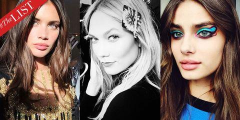 Nose, Mouth, Lip, Eye, Eyebrow, Eyelash, Style, Iris, Beauty, Fashion,