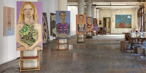 Art, Visual arts, Exhibition, Art gallery, Art exhibition, Modern art, Painting, Collection, Tourist attraction, Museum,