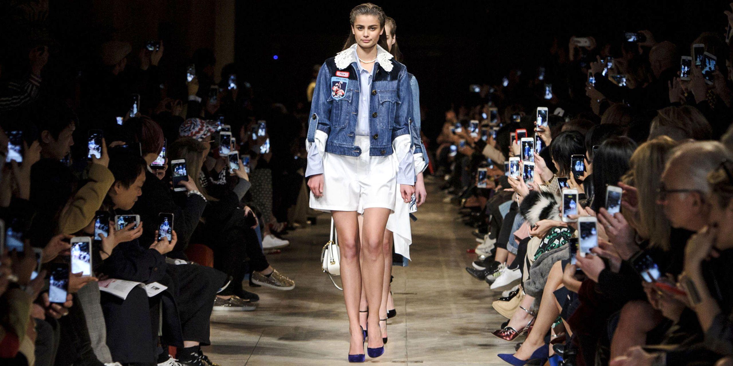 Best Runway Fashion at Paris Fashion Week Fall 2016 Paris