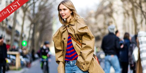 #TheLIST: Shop The Best Street Style From Paris Fashion Week