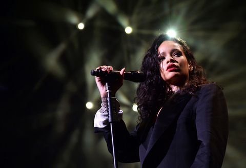 The Best Outfits from Rihanna's ANTI World Tour Kickoff
