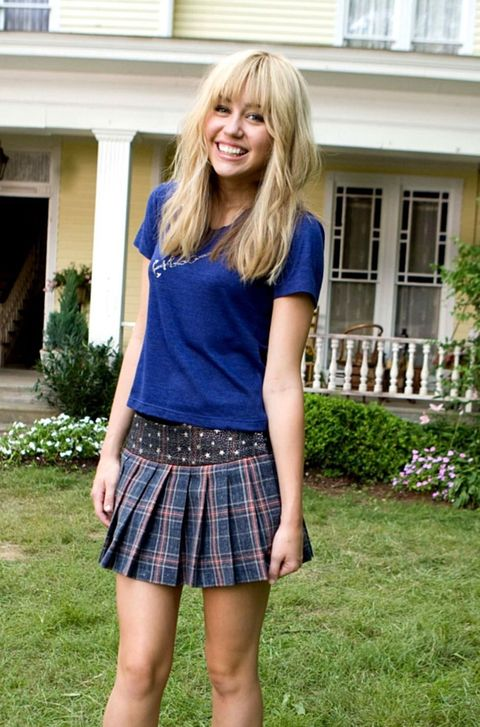 Miley Cyrus Looks Like Hannah Montana in These New On