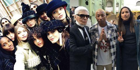 Face, Nose, People, Hat, Coat, Sunglasses, Street fashion, Headgear, Costume accessory, Fashion,