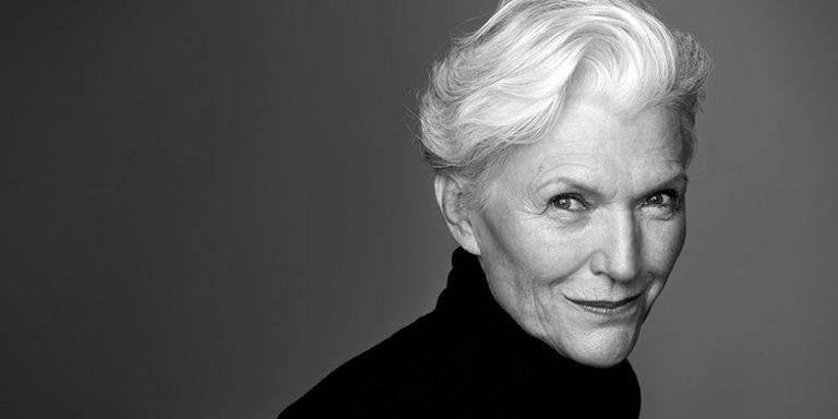 Life Lessons from a 67-Year-Old Model