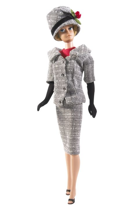 <p>Barbie businesswoman</p>