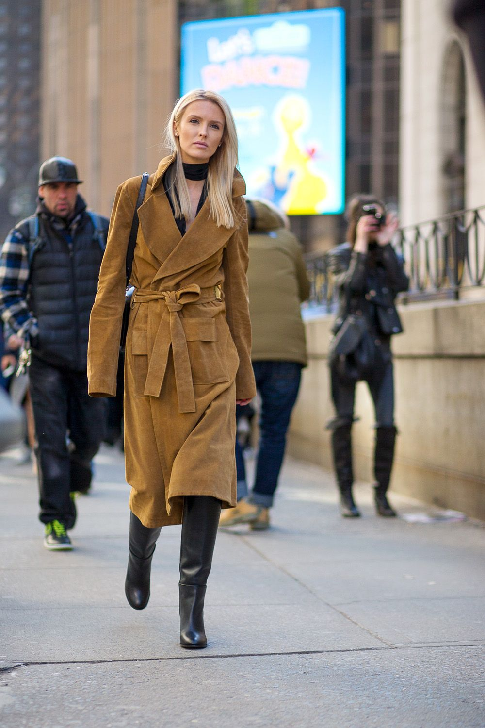 Street Style Trends Fall 2016 - Street Style Trends from Fashion ...