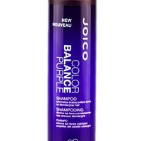 "<p>Color-infusing shampoos and conditioners  go a long way towards maintaining the hue your colorist intended. The violet pigments in purple-tinged shampoos minimize  orange brassiness that blondes can take on, and brown or black versions keep brunette strands from turning red. For best results, work them in weekly. Try <a href=""http://www.ulta.com/ulta/browse/productDetail.jsp?productId=xlsImpprod12331005#reviews""><strong>Joico Color Balance Purple Shampoo</strong></a> ($15.99).</p>"