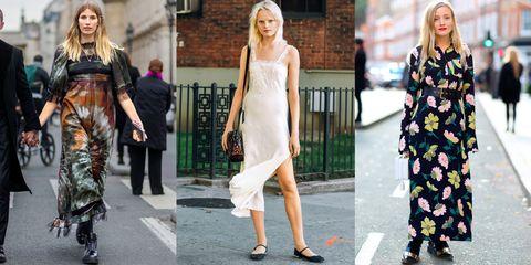 Clothing, Outerwear, Dress, Formal wear, Style, Street fashion, Fashion, Waist, Pattern, Fashion model,