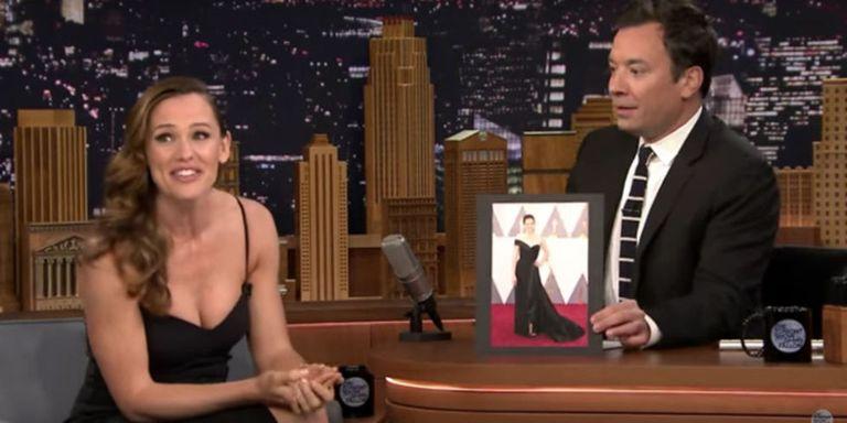 Jennifer Garner Had to Sacrifice Some Organs to Fit into Her Oscars Dress