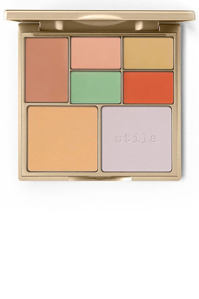 "<p>tk</p><p><strong>Stila</strong> Correct & Perfect All-In-One Color Correcting Palette, $45, <a href=""http://www.sephora.com/correct-perfect-all-in-one-color-correcting-palette-P406281"" target=""_blank"">sephora.com</a>.</p>"