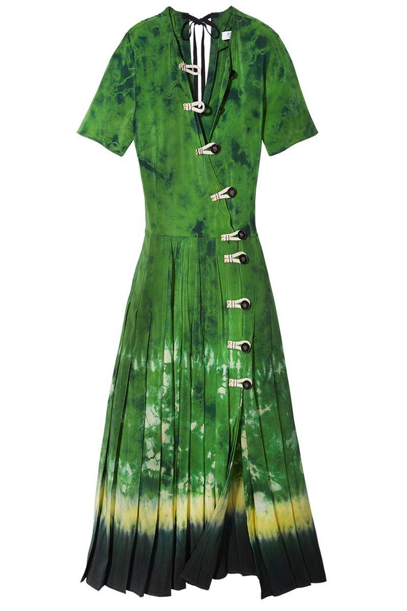 "<p><em>Altuzarra dress, $2295, <a href=""https://shop.harpersbazaar.com/designers/a/altuzarra/ilari-dress-8245.html"" target=""_blank"">shopBAZAAR.com</a>.</em> </p>"