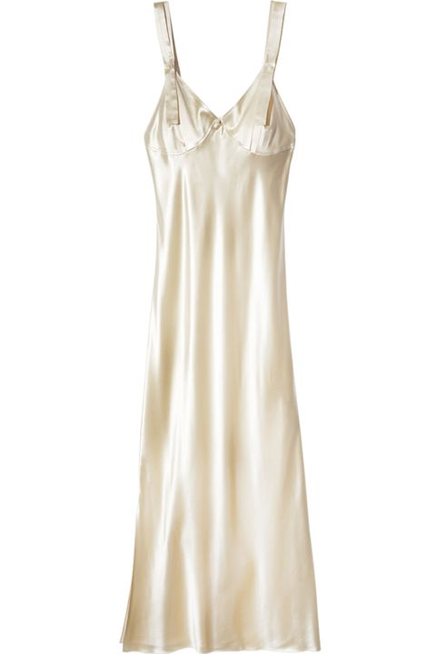 "<p><em>Calvin Klein dress, $2,495, <a href=""https://shop.harpersbazaar.com/designers/c/calvin-klein/slip-dress-7018.html"" target=""_blank"">shopBAZAAR.com</a>.</em> </p>"