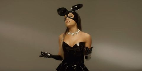 Ariana Grande Just Released an Incredible A Cappella Version of 'Dangerous Woman'